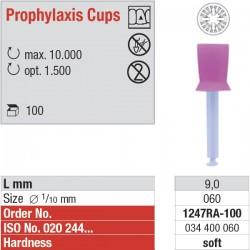 1247RA - Prophylaxis Cups