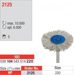 2125.220 - Brossette à polir pour composites