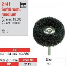 2141.250 SoftBrush, moyen.