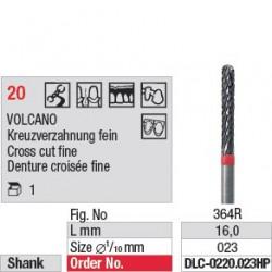 Fraise à Volcano - DLC-0220.023HP