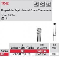 Fraises à finir - TC42.104.018