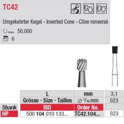 Fraises à finir - TC42.104.023