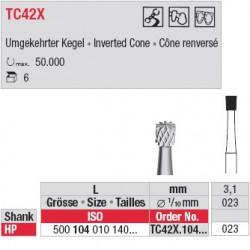 Fraises à finir - TC42X.104.023