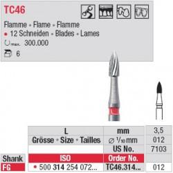Fraises à finir - TC46.314.012
