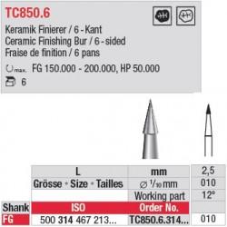 Fraise à finir - TC850.6.314.010