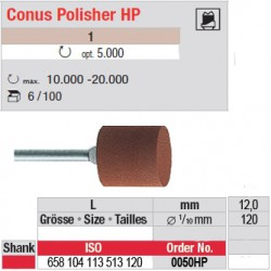 Conus Polisher HP - 0050HP