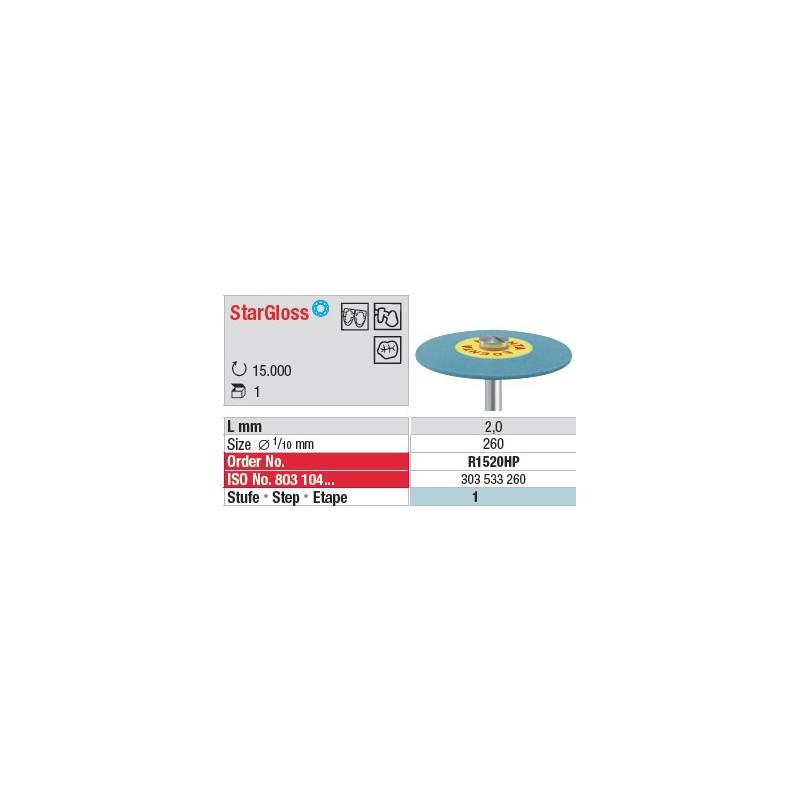 StarGloss - Etape 2 - R1520HP