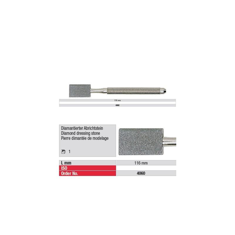 Piere diamantée de modelage - 4060
