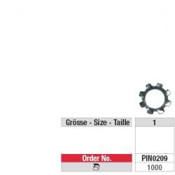 Anneaux de rétention - PIN0209