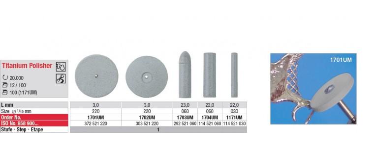 Titanium Polisher - Gris