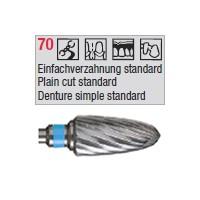 denture 70