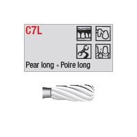C7L - poire long