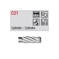 C21 - cylindrique