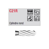 C21R - cylindrique ronde