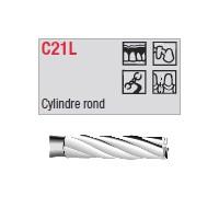 C21L - cylindrique longue