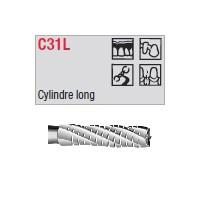 C31L - cylindrique croisée longue