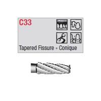 C33 - conique croisée