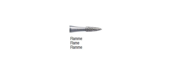 860 / 861 / 862 / 863 / 890 - flamme