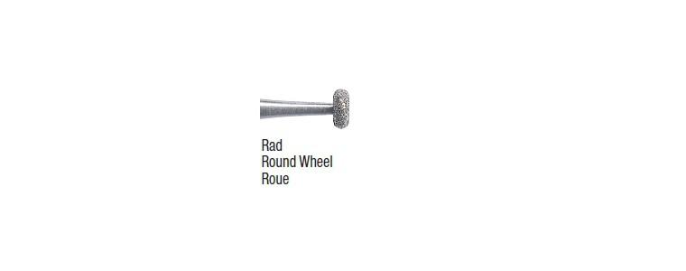 909 - roue arrondie