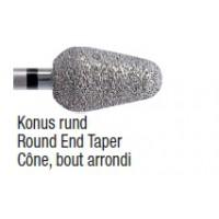 849 / 850 / 854R / 856 / 369 / 848L - cône bout arrondi