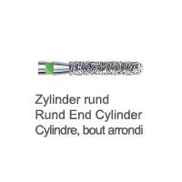 W881 - cylindre bout arrondi