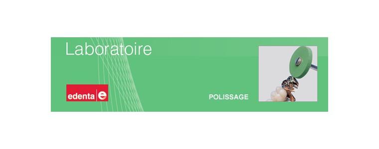 Edenta - catalogue laboratoire - polissoirs