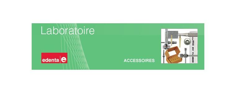 Accessoires pour instruments rotatifs.