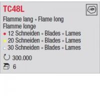 TC48L - Flamme longue