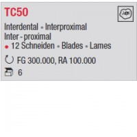 TC50 - Inter proximal
