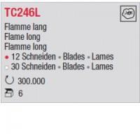 TC246L - Flamme long