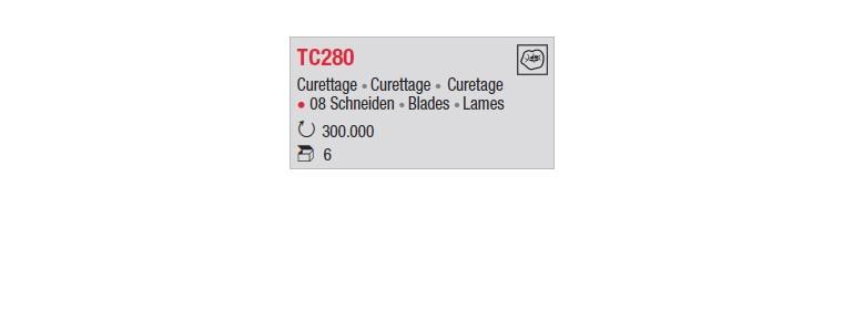 TC280 - Curetage