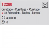 TC280 - Curetage