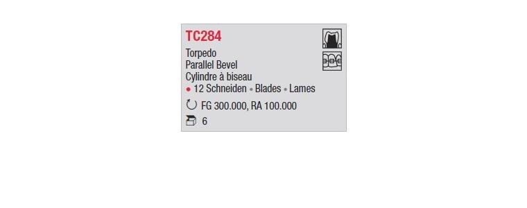 TC284 - Cylindre à biseau