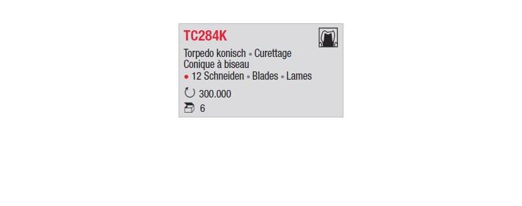 TC284K - Conique à biseau