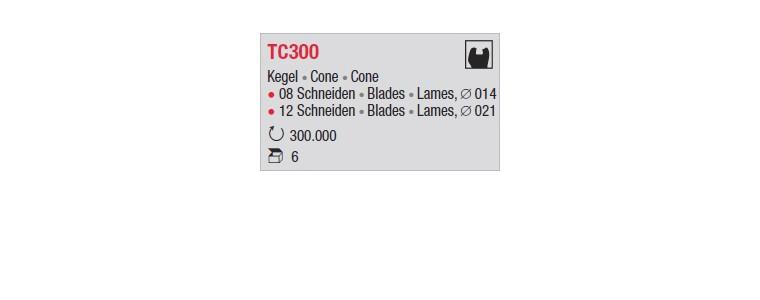TC300 - Cone