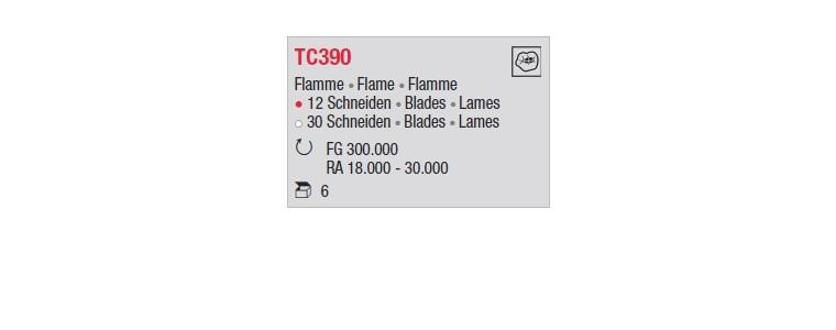 TC390 - Flamme