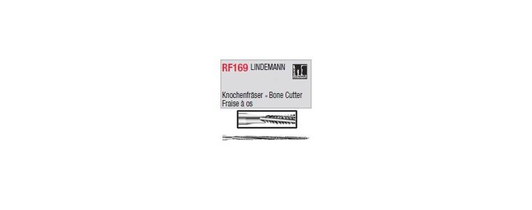 RF169 LINDEMANN - Fraise à os