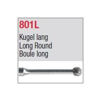 801L - Boule long