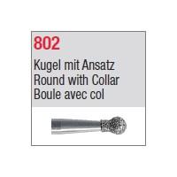 802 - Boule avec col