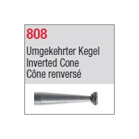 808 - Cône renversé
