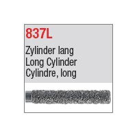 837L - Cylindre, long