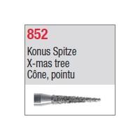 852 - Cône, pointu