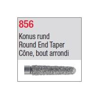 856 - Cône, bout arrondi