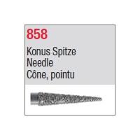 858 - Cône, pointu