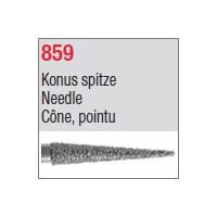859 - Cône, pointu