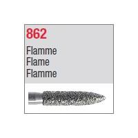 862 - Flamme