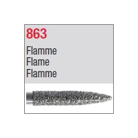 863 - Flamme