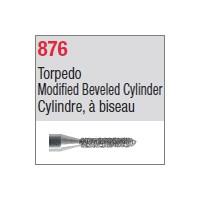 876 - Cylindre, à biseau