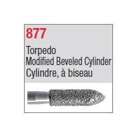 877 - Cylindre, à biseau