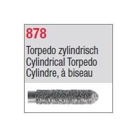 878 - Cylindre, à biseau